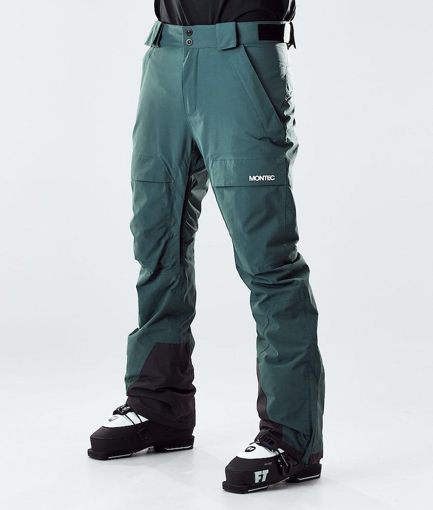 Montec Dune Ski Pants Dark Atlantic
