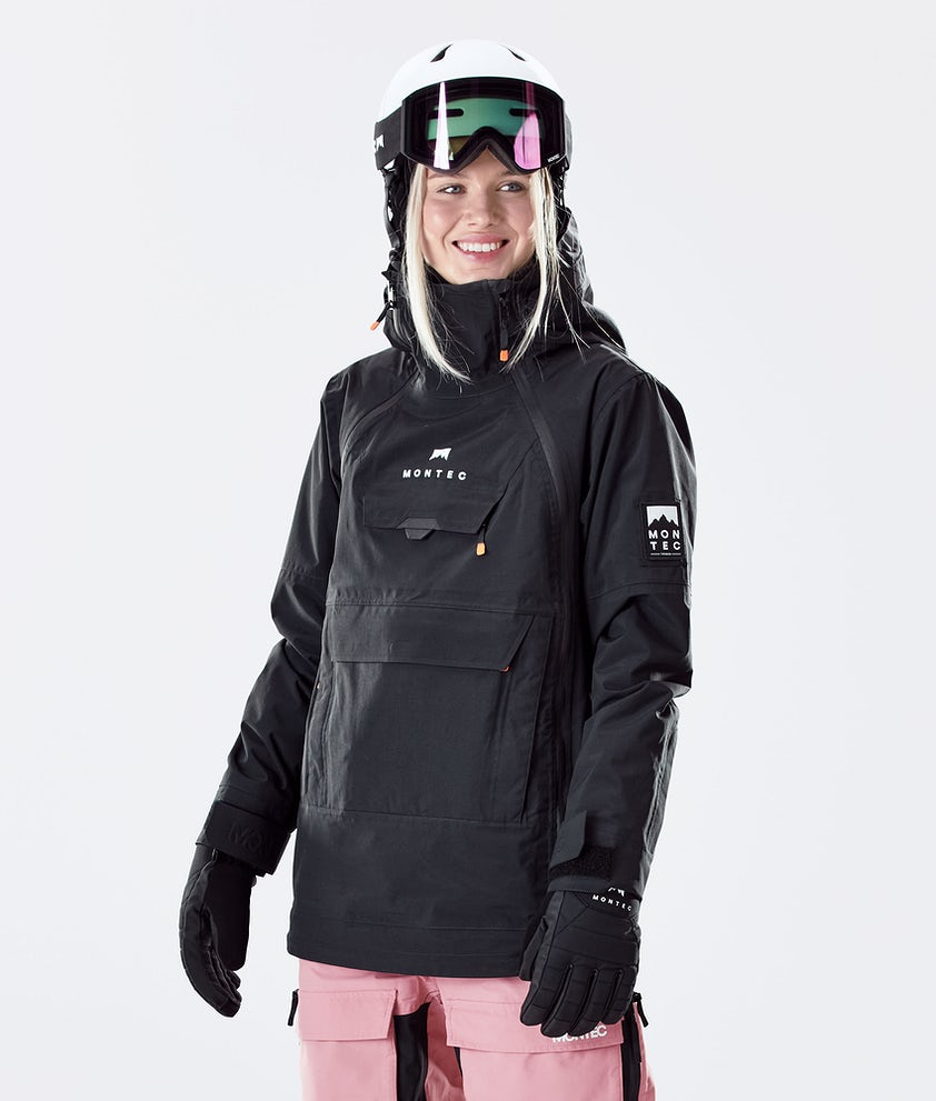 Montec Doom W Ski Jacket Black