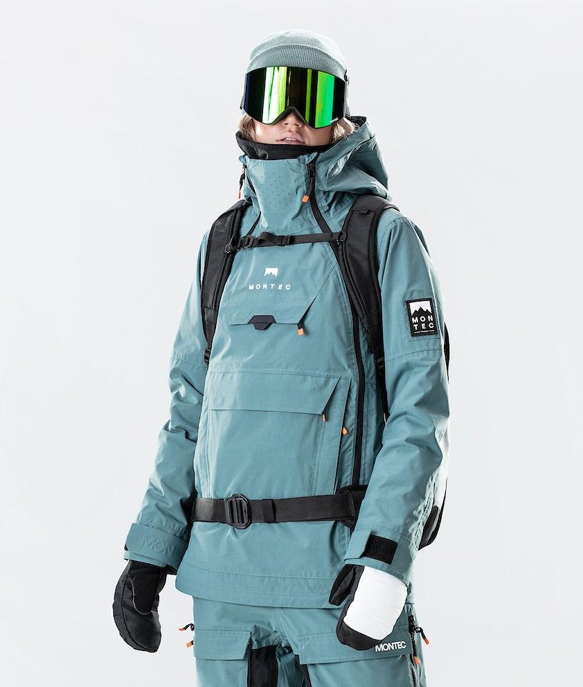 Montec Doom W Veste de Snowboard Atlantic