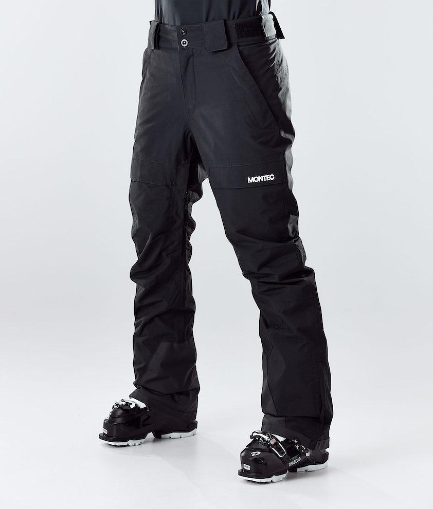 Montec Dune W Pantalon de Ski Black