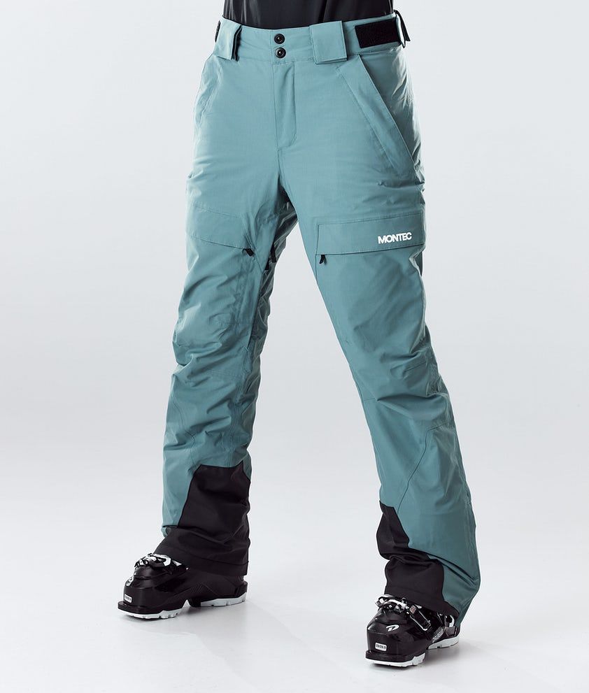 Montec Dune W Pantalon de Ski Atlantic