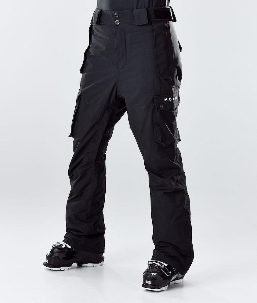 Montec Doom W Ski Pants Black