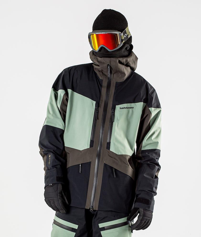 Peak Performance Gravity Snowboardjacka Coniferous Green