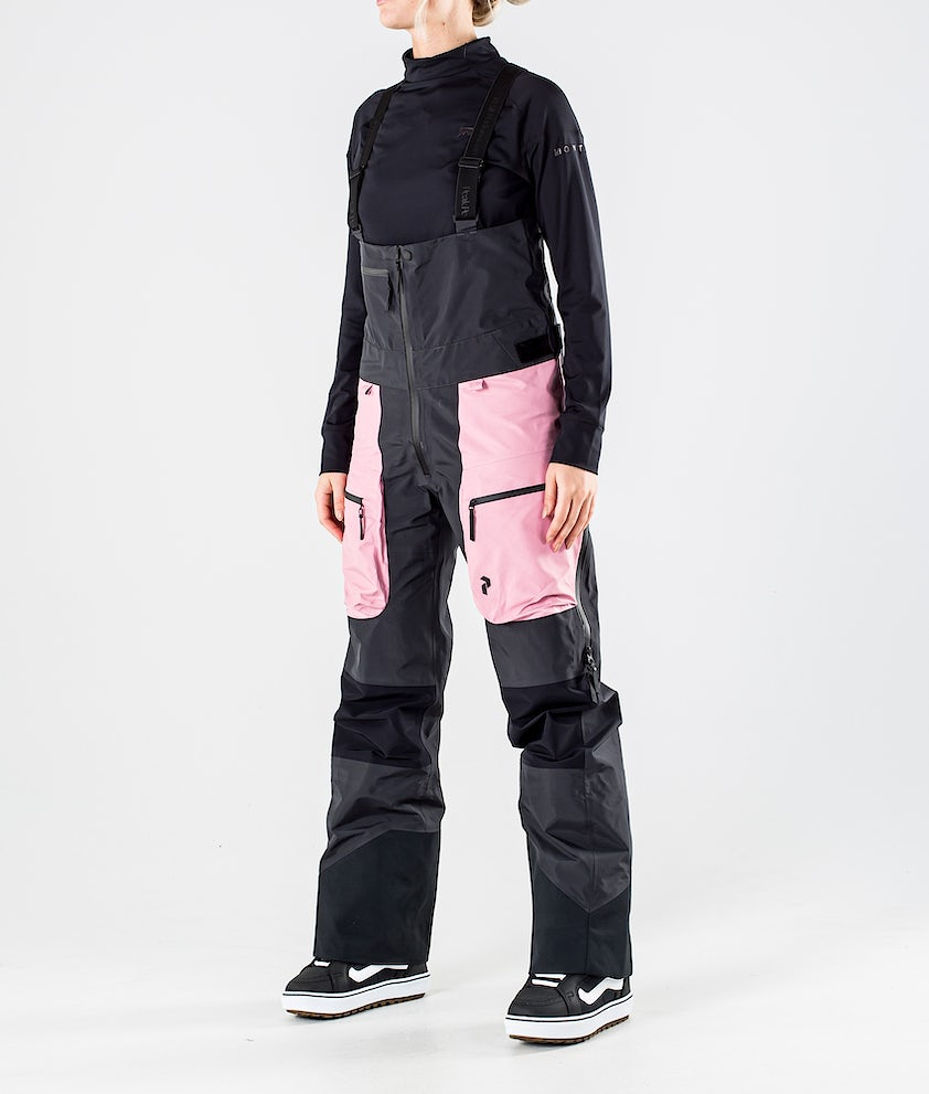 Peak Performance Vertical Pro Snowboardbukse Iron Cast