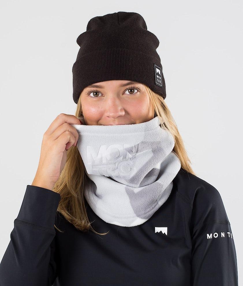 Montec Echo Tube Ansiktsmask Snow Camo