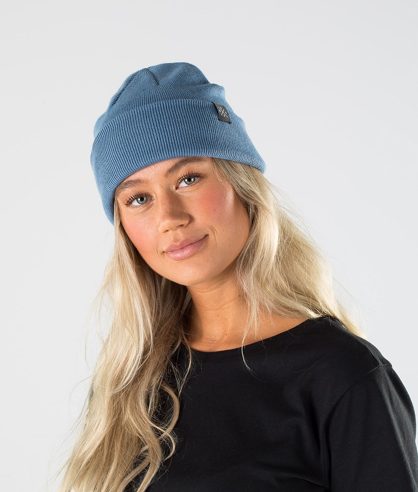 Dope Solitude Beanie Blue Steel