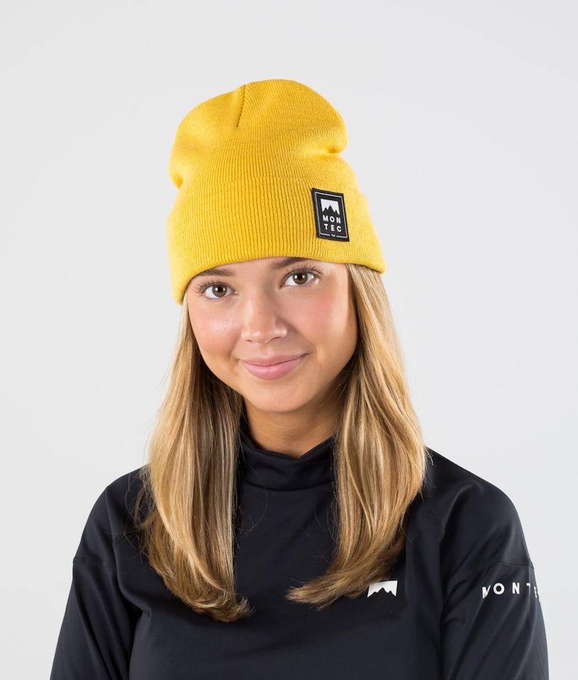 Montec Kilo II Beanie Yellow