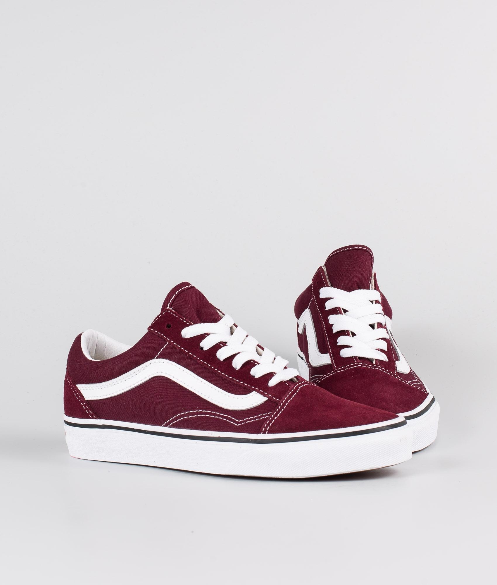 Vans Old Skool Shoes Port Royale/True