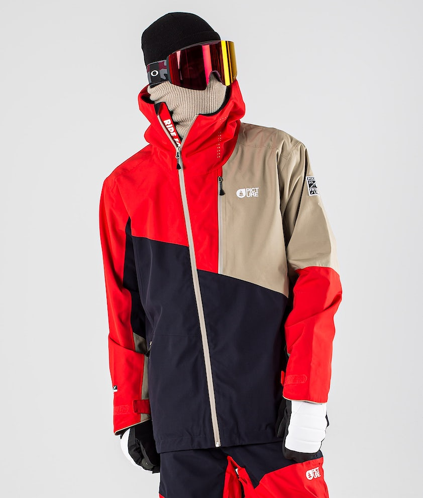 Picture Alpin Ski Jacket Dark Blue
