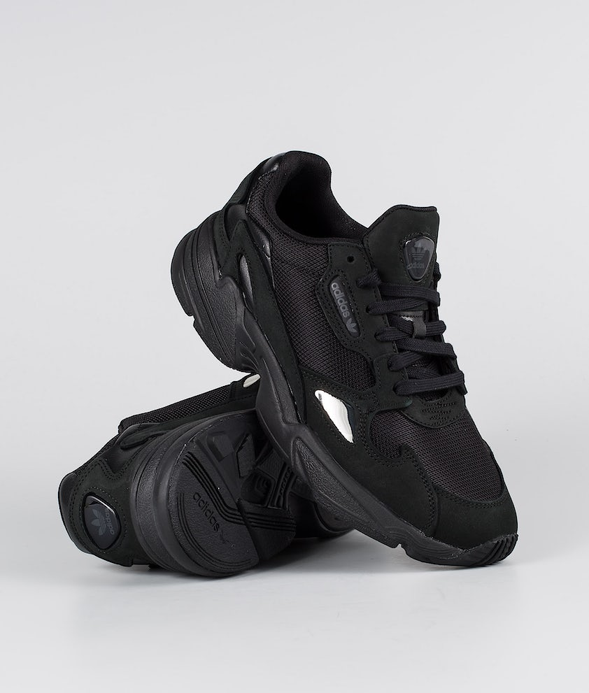 Adidas Originals Falcon Schuhe Core Black/Core Black/Grey Five