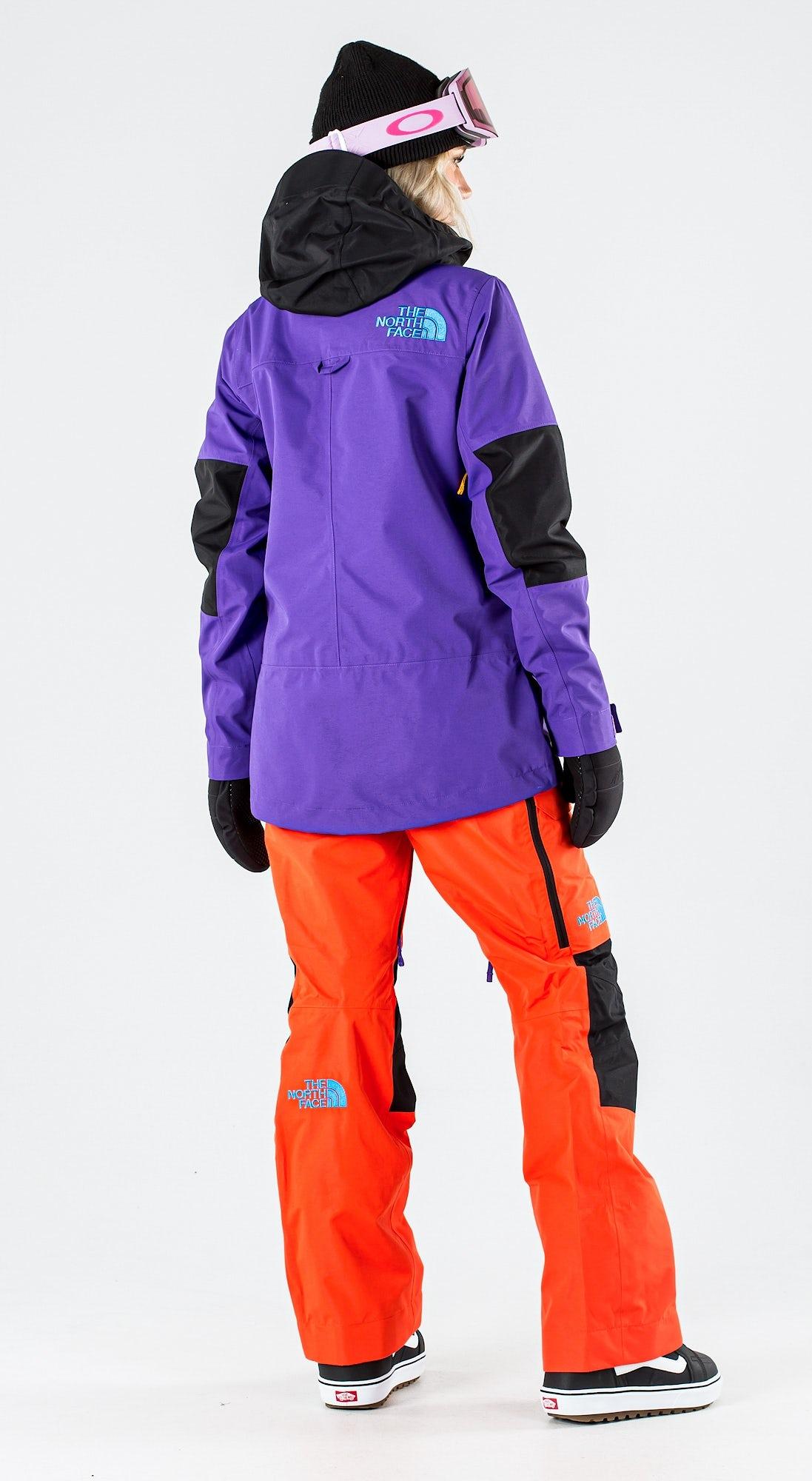 The North Face Team Kit Peak Purple/Flare/Tnf Blk