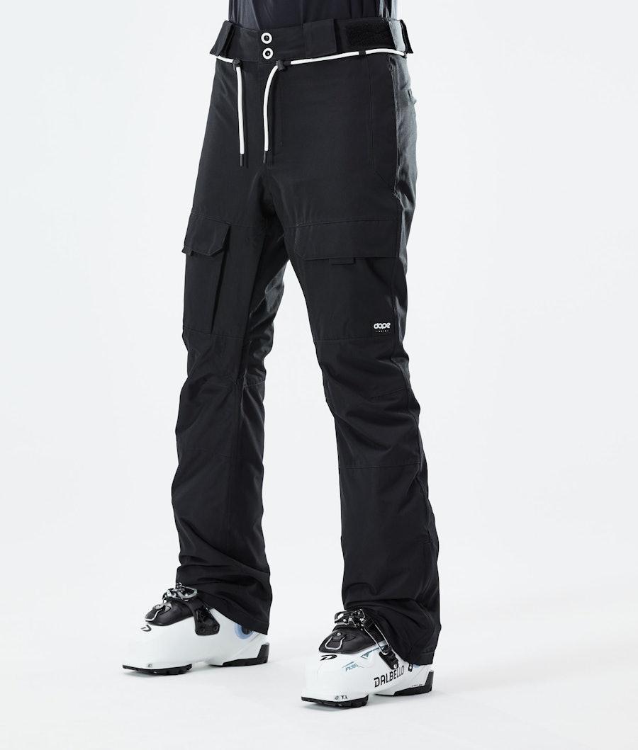 Dope Grace Ski Pants Black