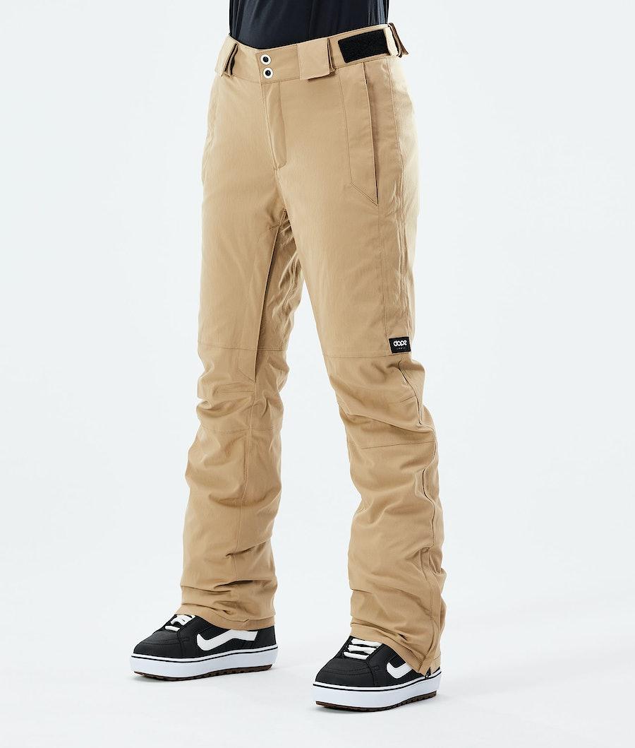 Dope Con 2020 Snowboard Pants Khaki