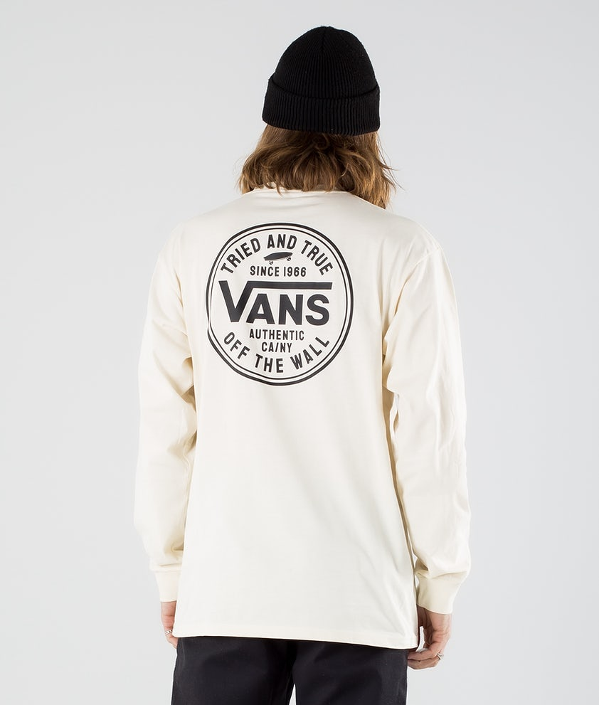 Vans Tried And True Longsleeve Seedpearl