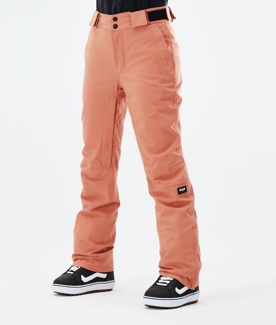 Dope Con W Pantalon de Snowboard Peach