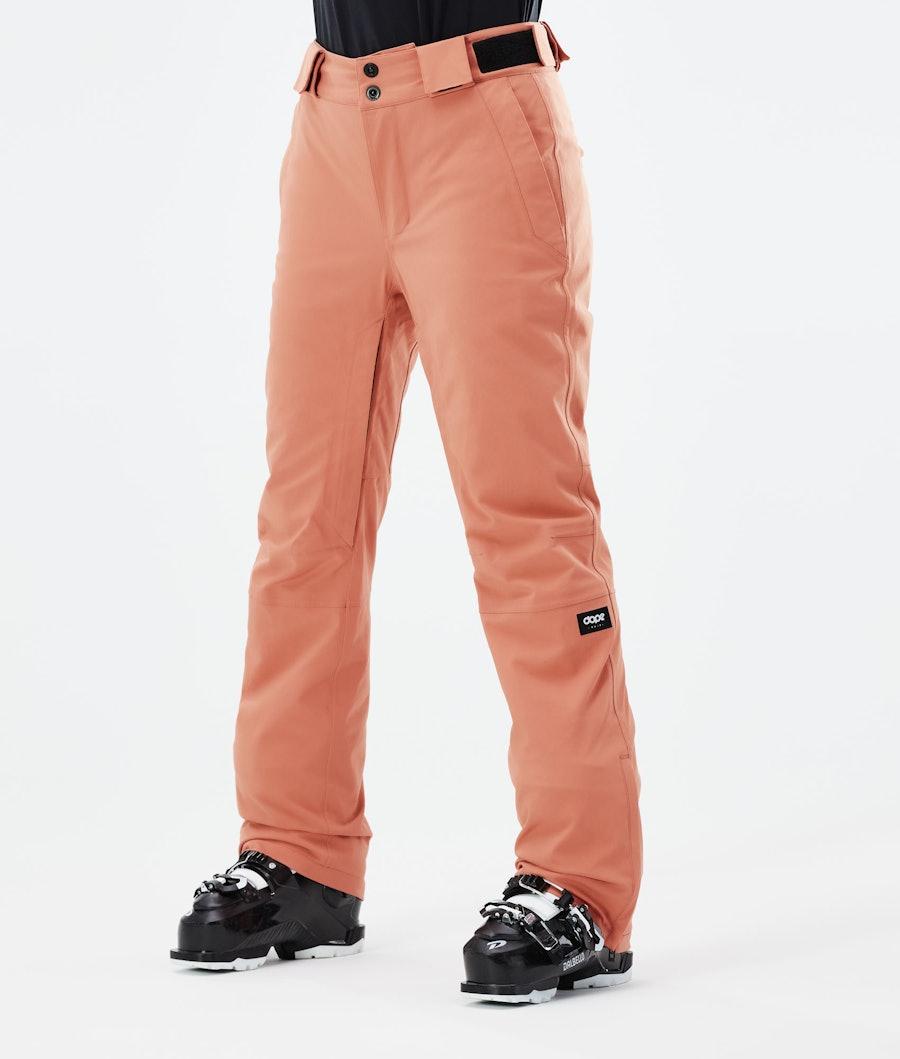Dope Con W Ski Pants Peach