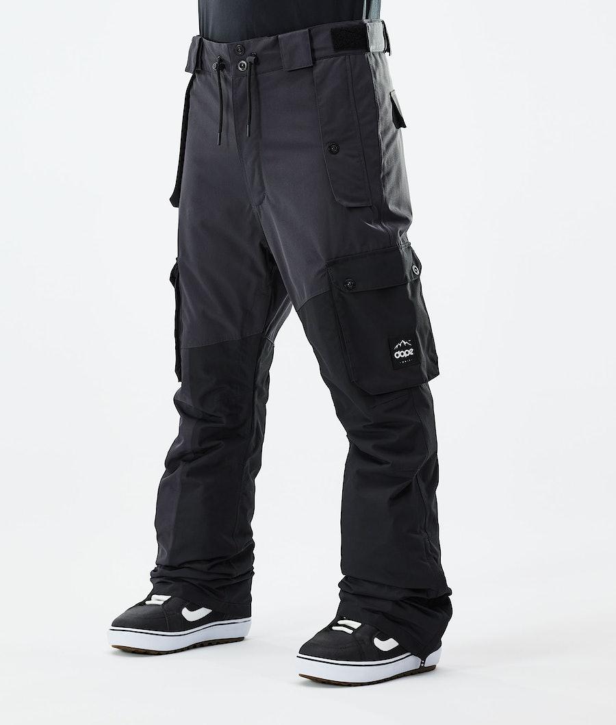 Dope Adept Snowboardhose Phantom/Black