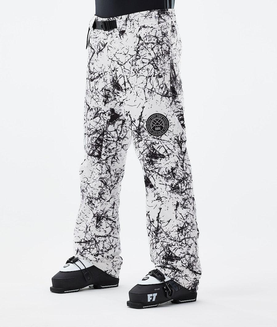 Dope Blizzard Pantalon de Ski Rock