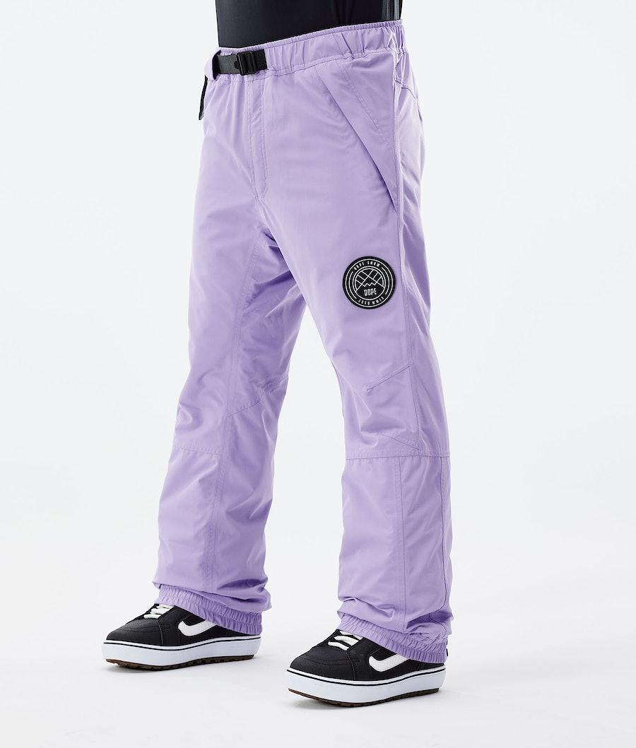 Blizzard Snowboard Pants Men Faded Violet