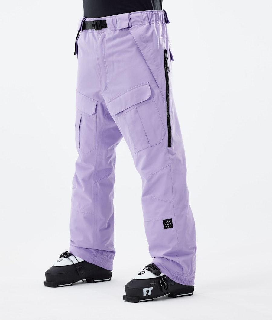 Antek Ski Pants Men Faded Violet