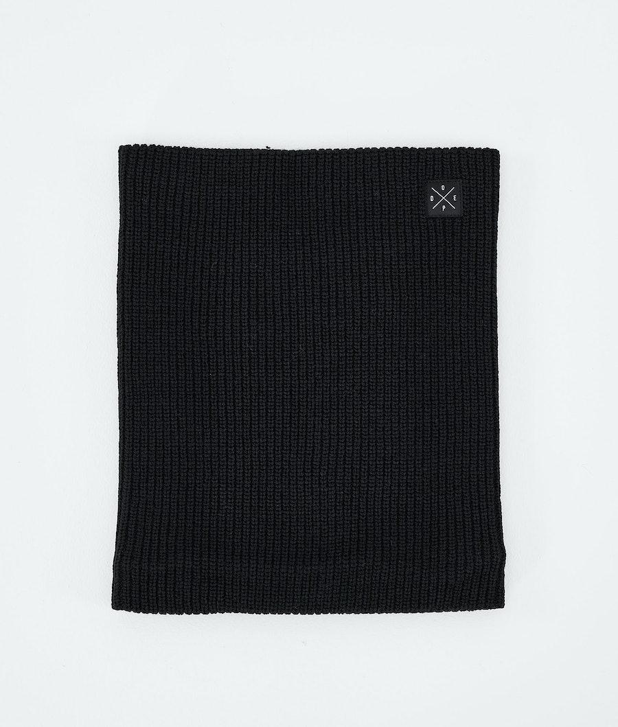 Dope 2X-UP Knitted Ansiktsmasker Black