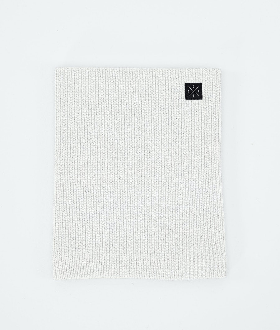 Dope 2X-UP Knitted Facemask White
