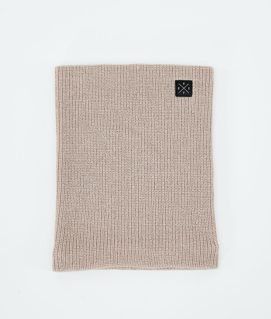 Dope 2X-UP Knitted Schlauchtuch Sand