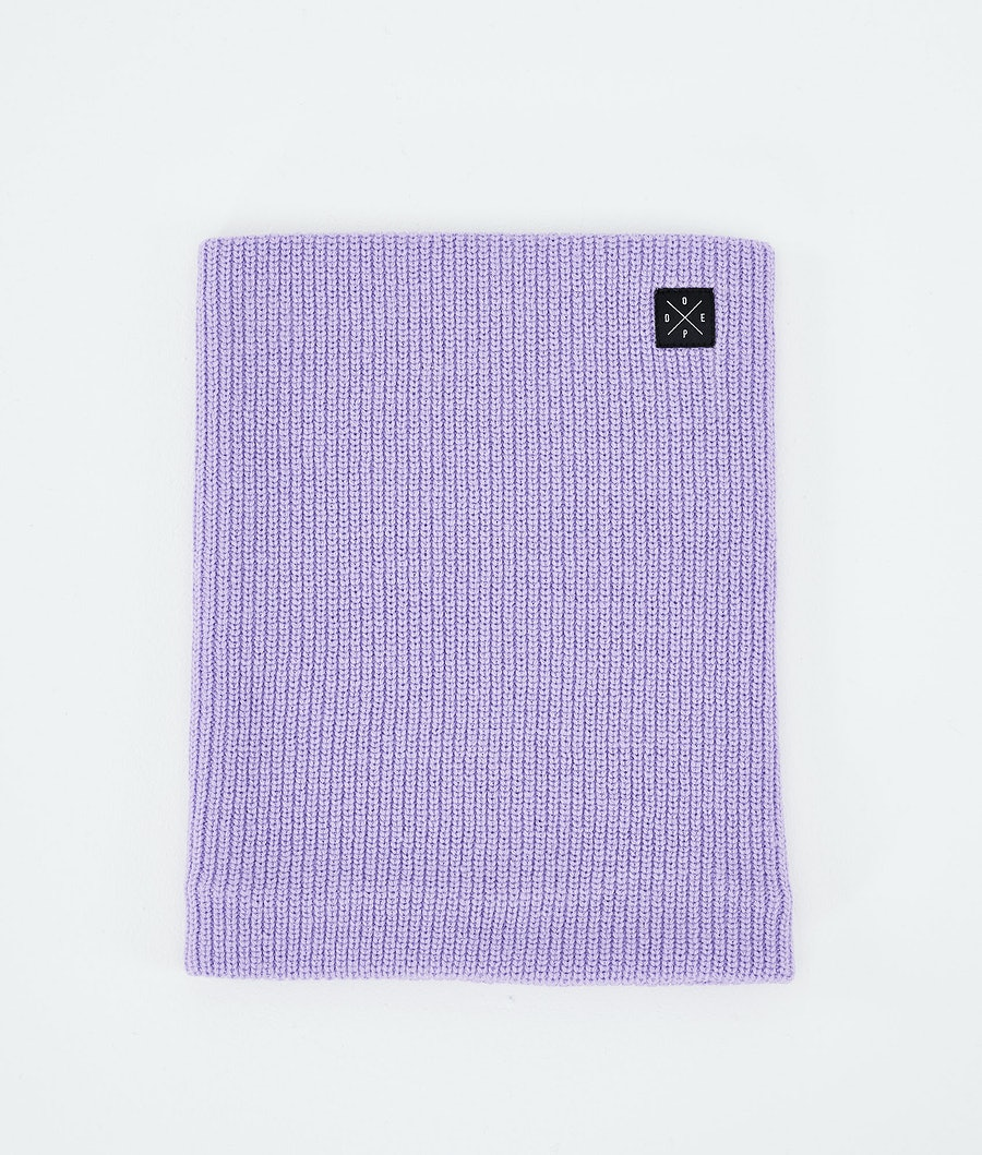 Dope 2X-UP Knitted Facemask Faded Violet