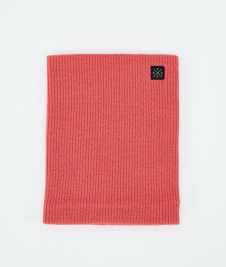 2X-UP Knitted Facemask Coral