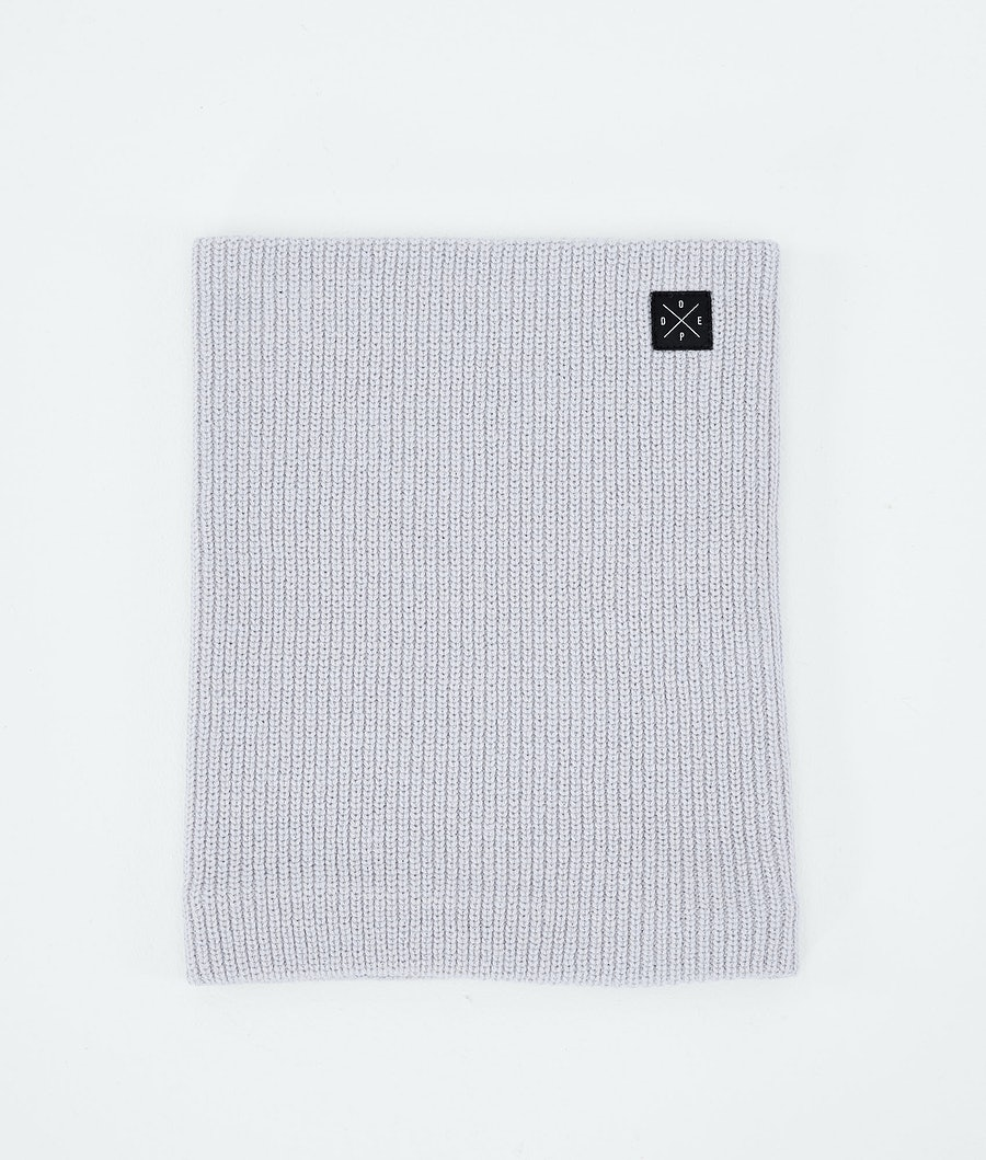 Dope 2X-UP Knitted Facemask Light Grey