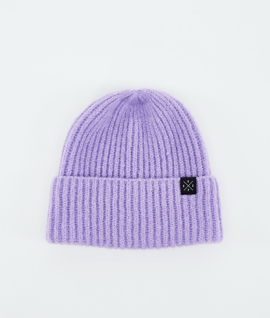 Dope Chunky Beanie Faded Violet