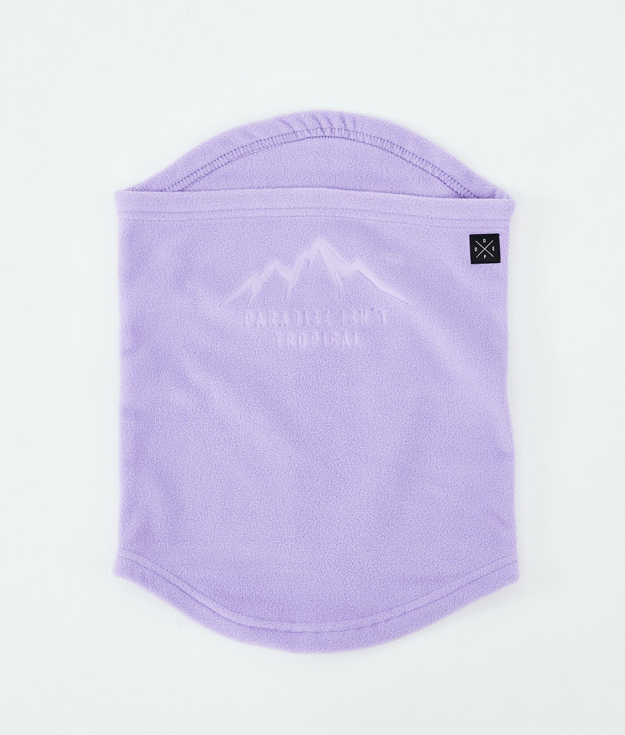 Dope Cozy Tube Facemask Faded Violet