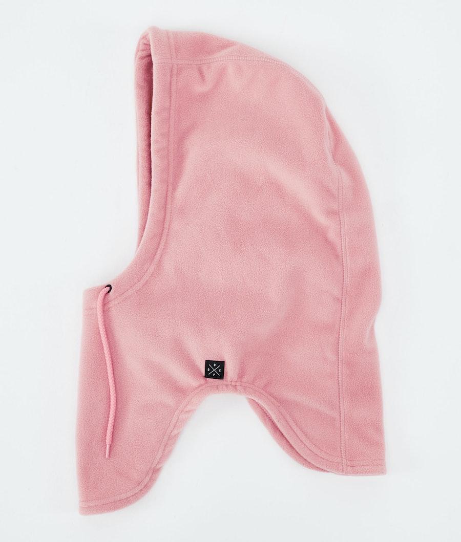 Dope Cozy Hood II Facemask Pink