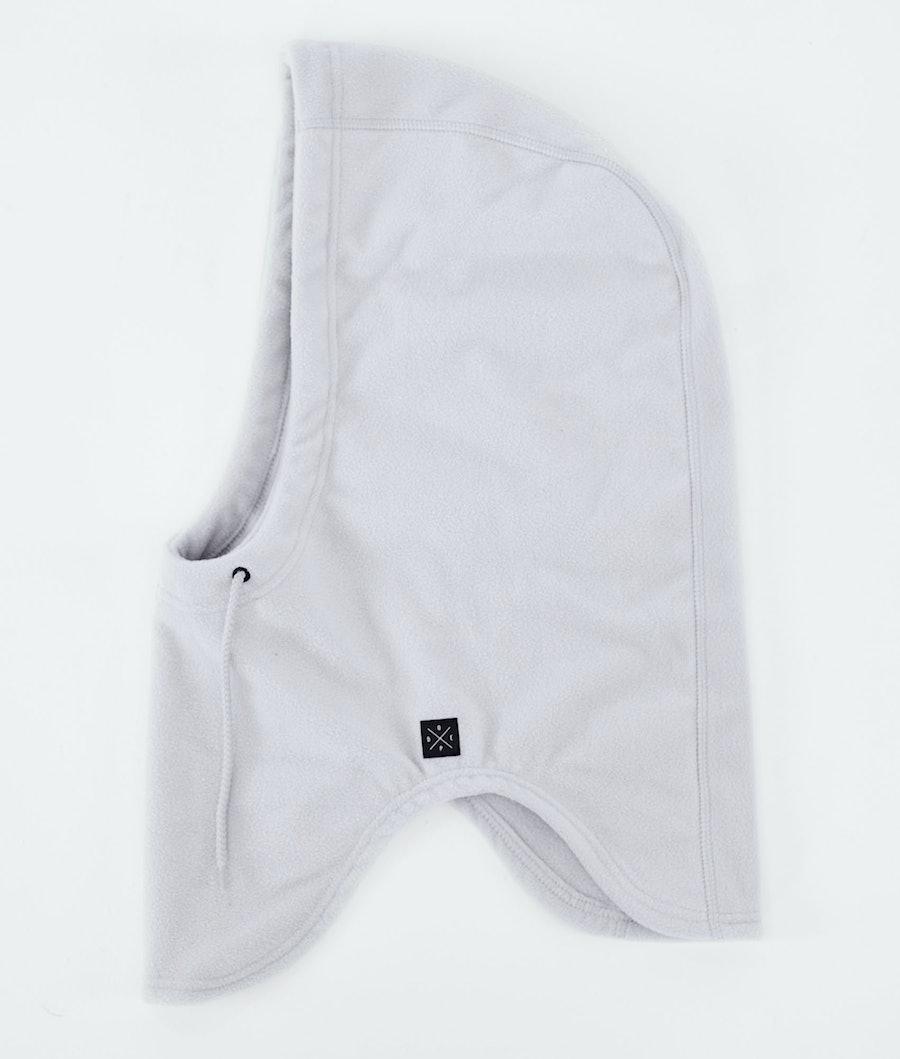 Dope Cozy Hood II Facemask Light Grey