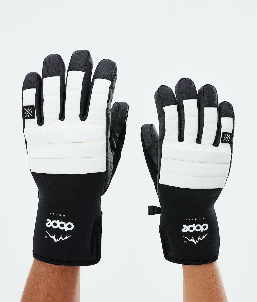 Dope Ace Glove Skidhandskar White