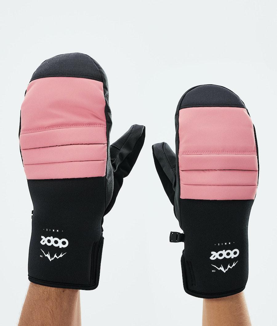 Dope Ace Mitt Lasketteluhanskat Pink