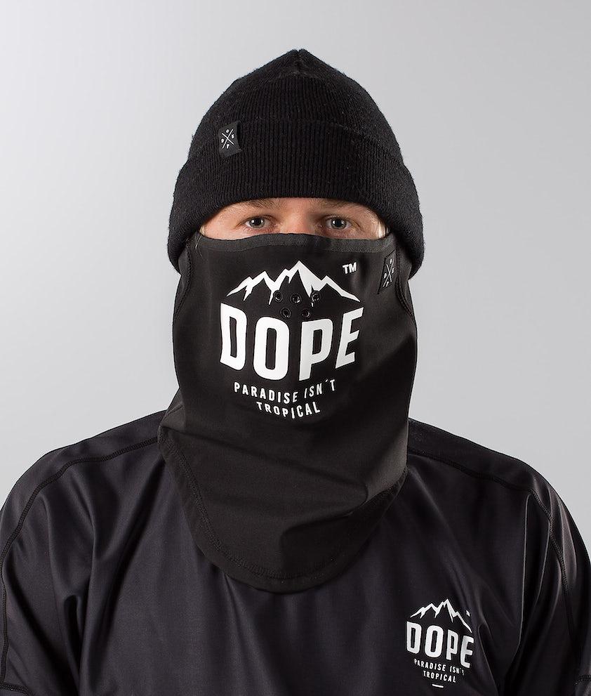 Dope Paradise Ansiktsmask Black/ White