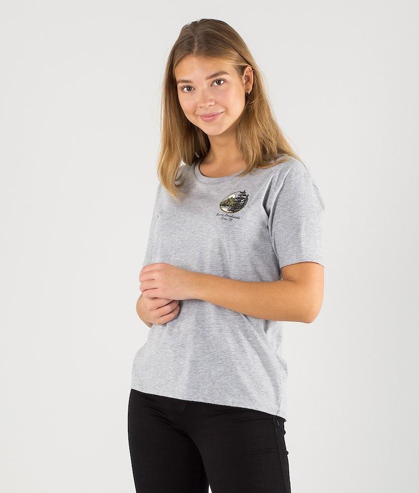 Burton Ashmore Scoop T-shirt Gray Heather