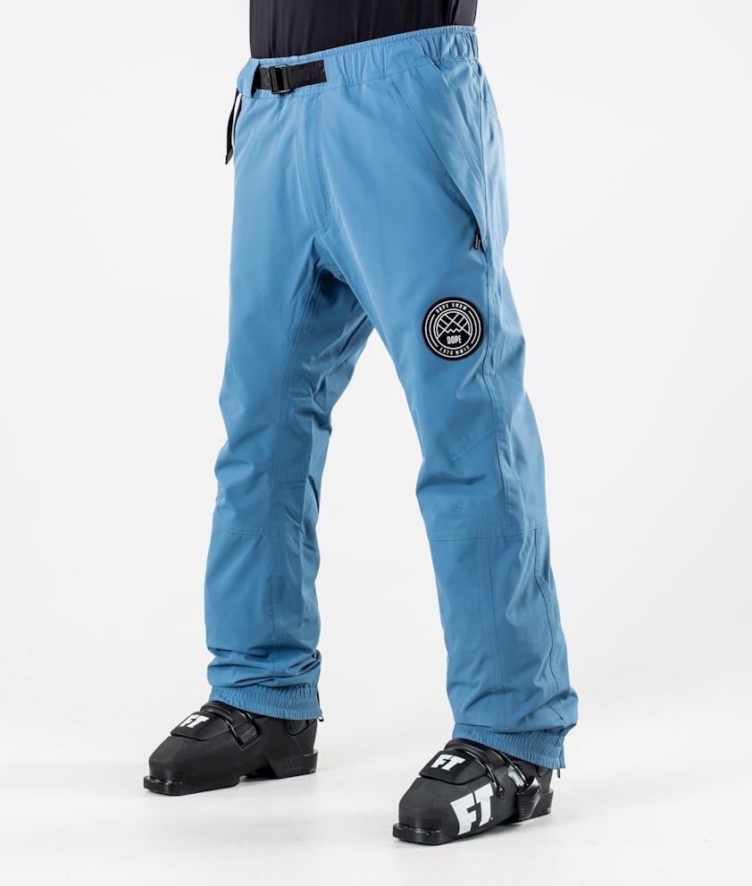 Dope Blizzard Skihose Blue Steel