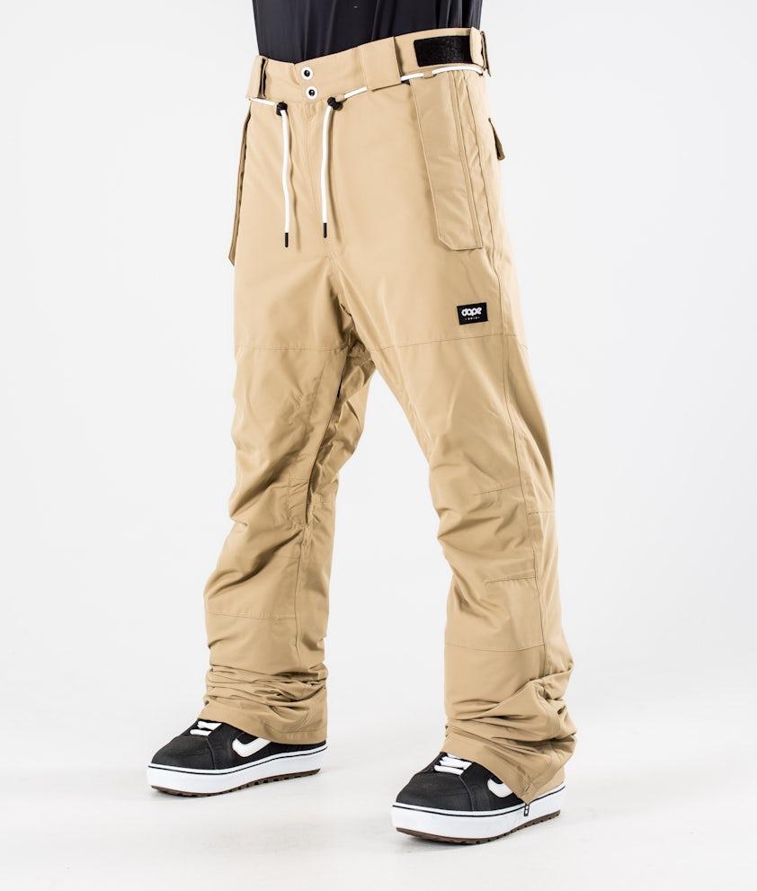 Dope Classic Snowboardhose Khaki