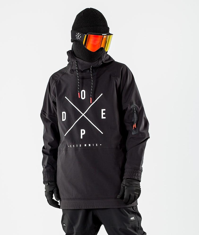 Dope Rambler MTE Veste de Ski Black
