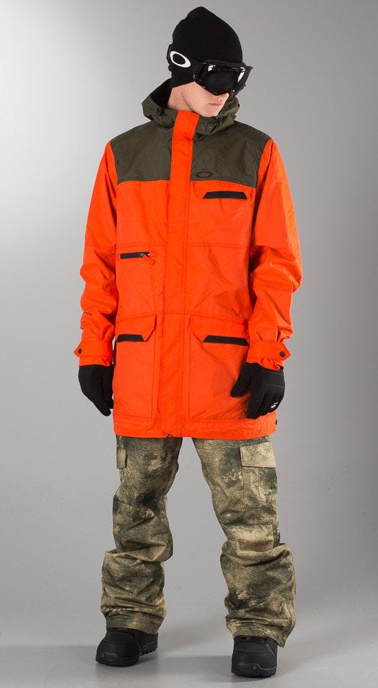 oakley solitude jacket fcjn  Oakley snow stil