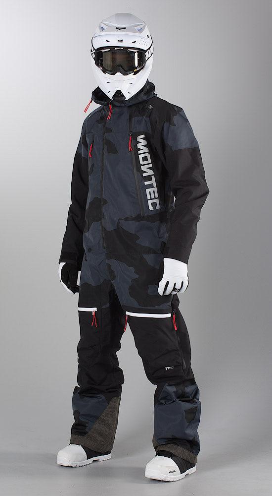 Montec Standard Snøscooter klær Multi