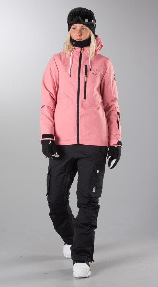 9484d1e9 Dope Divine Snowboardjakke Pink - Ridestore.no
