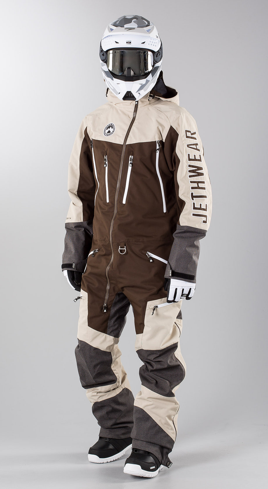 Jethwear Freedom Suit  Java Skoterkläder Multi