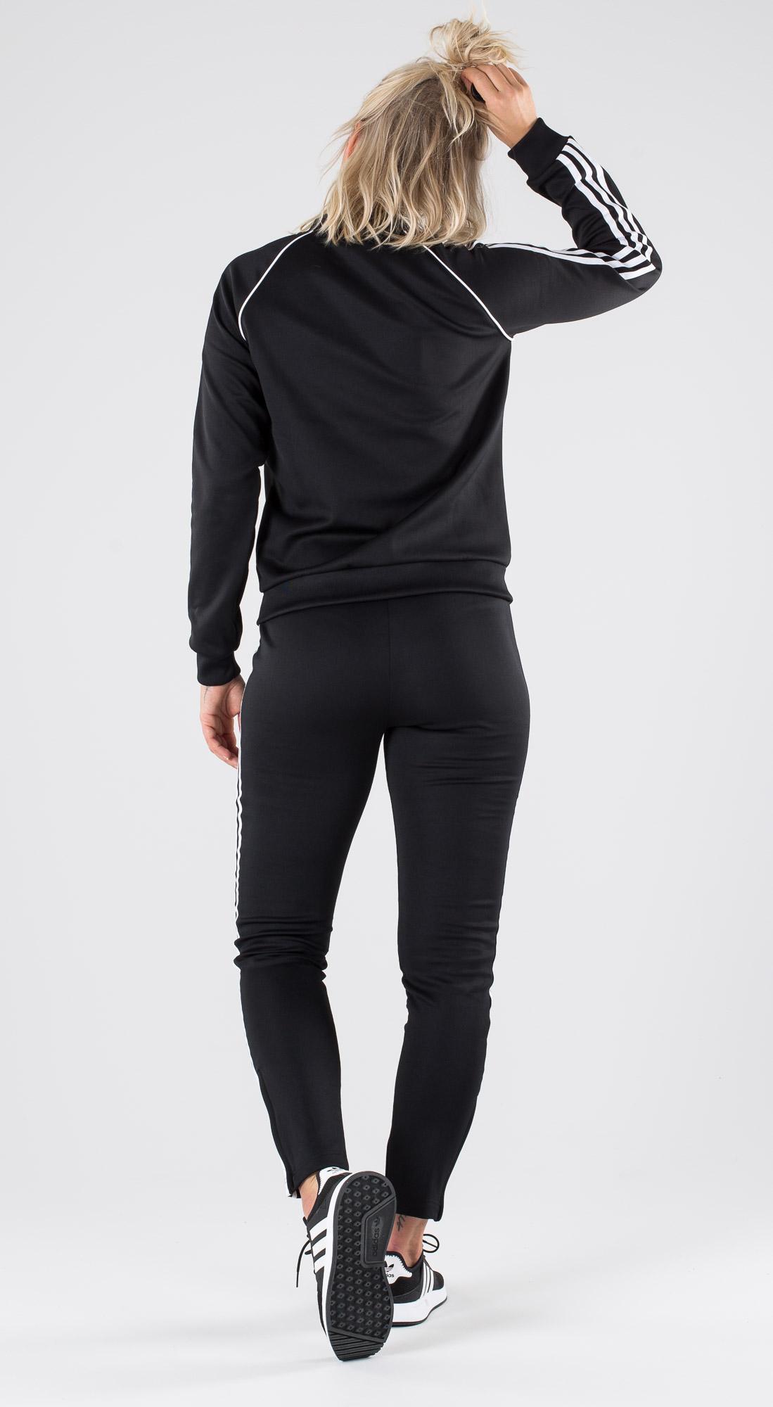 Adidas Originals Sst Tt Black Outfit Ridestore