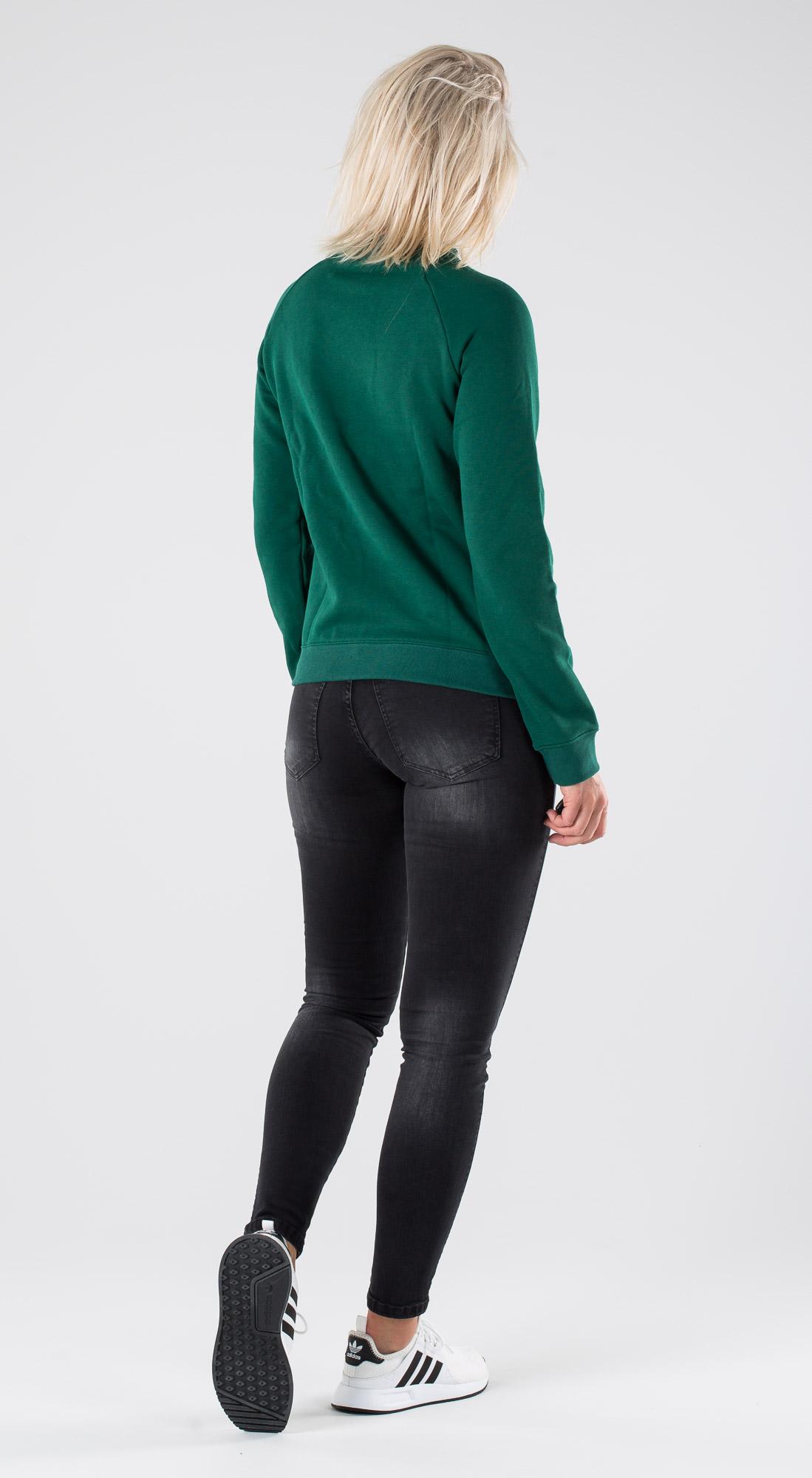 Adidas Originals Trefoil Collegiate Green Outfit Ridestore