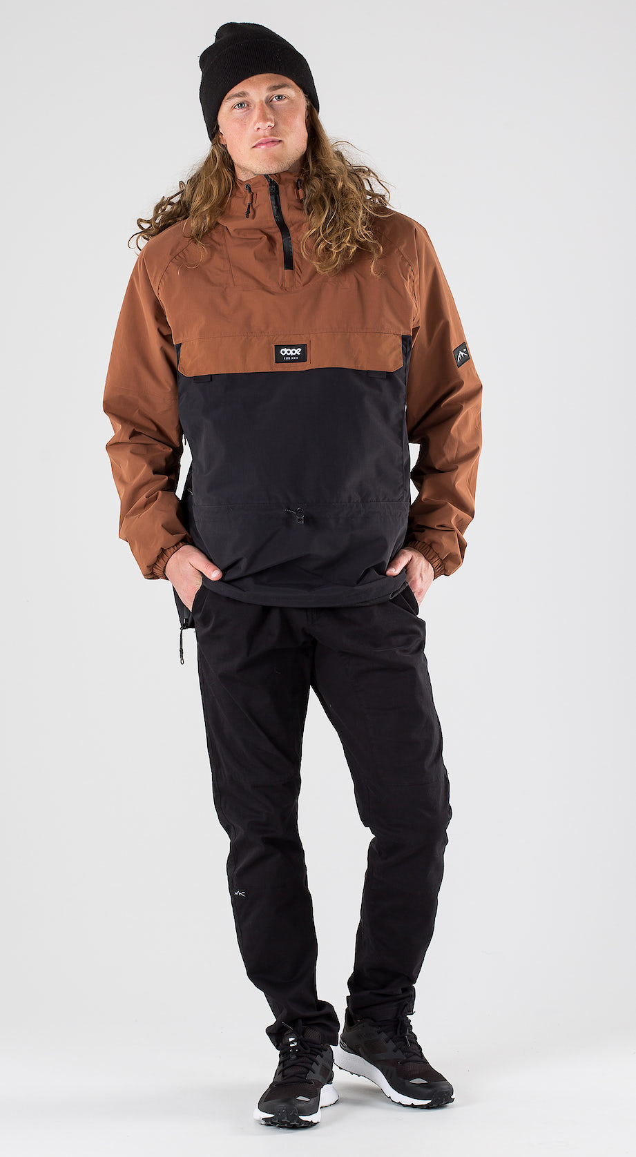 Dope Hiker Adobe/Black Outfit Multi