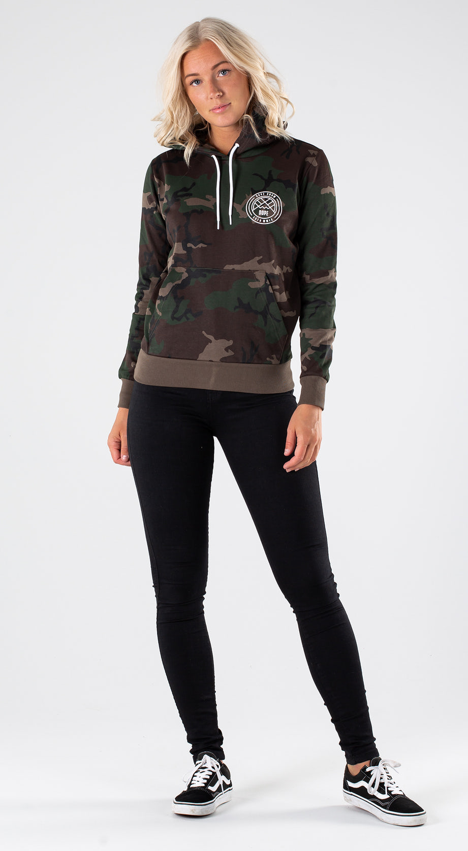 Dope Copain Lines Woodcamo Outfit Multi