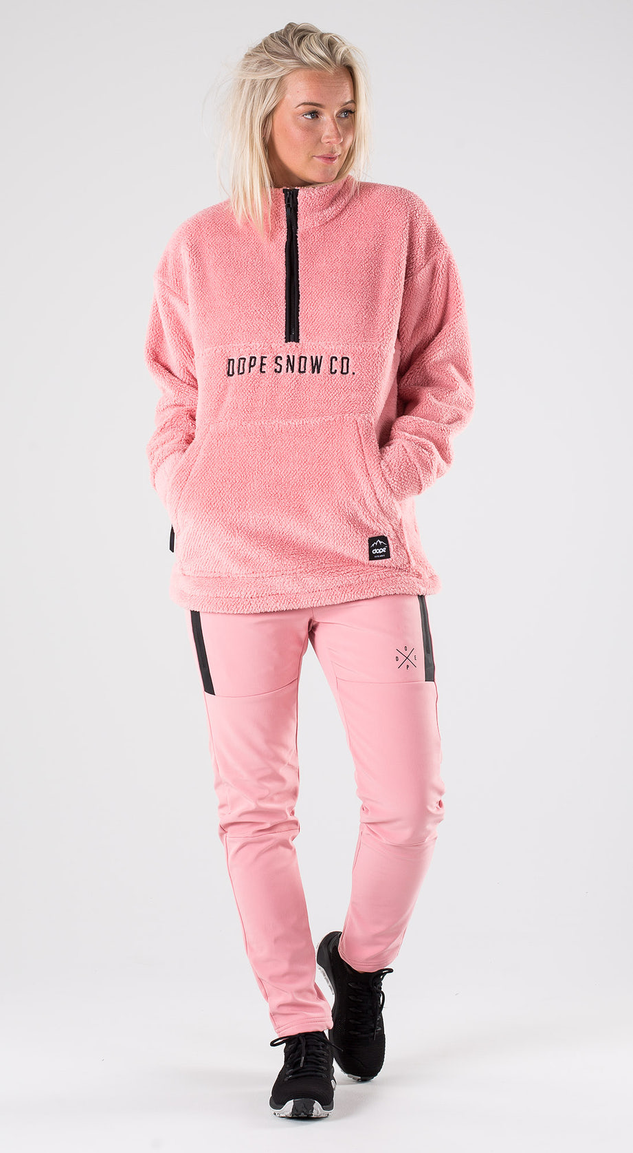 Dope Pile W Pink Outfit Multi